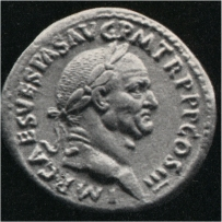 Vespasianus, Bronze